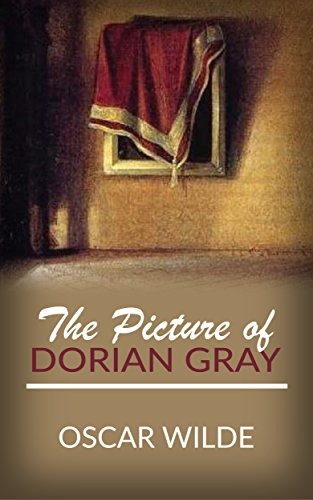Image result for Picture of dorian gray book cobver