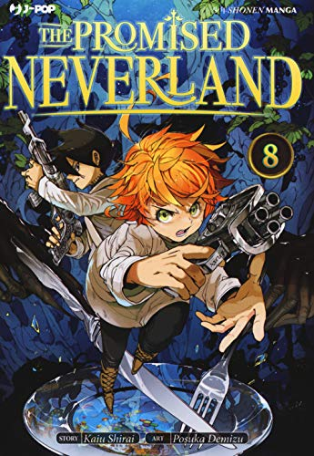 The promised Neverland: 8