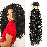 pelo humano rizado natural pelo humano brasileo cabello virgen brasileo extensiones de cabello color...