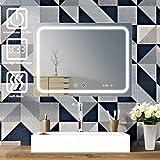 SOGOO Nouvelle Génération Miroir Lumineux de Salle de Bains Avec...