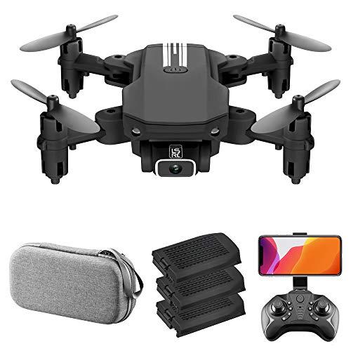 GoolRC LS-MIN Mini Drone RC Quadcopter 4K Fotocamera 13 Minuti Tempo di Volo 360 Flip 6 Assi Gyro Gesto Foto Video Traccia Volo Altitudine Tenere Senza Testa Telecomando Droni