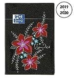 OXFORD 100738390 Blooming Agenda Scolaire journalier 2019-2020 1 Jour par Page...