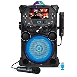 Singing Machine SDL9039 Fiesta Plus Hi-Def Karaoke System with LCD Monitor