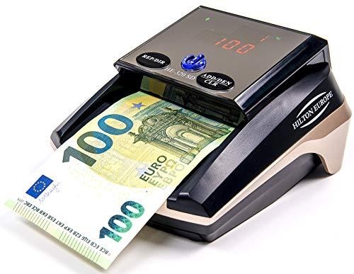 HILTON EUROPE | HE-320B SD Detector Billetes Falsos 8 SISTEM