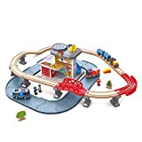 Hape- Estación de Bomberos, policía y Tren (E3736)