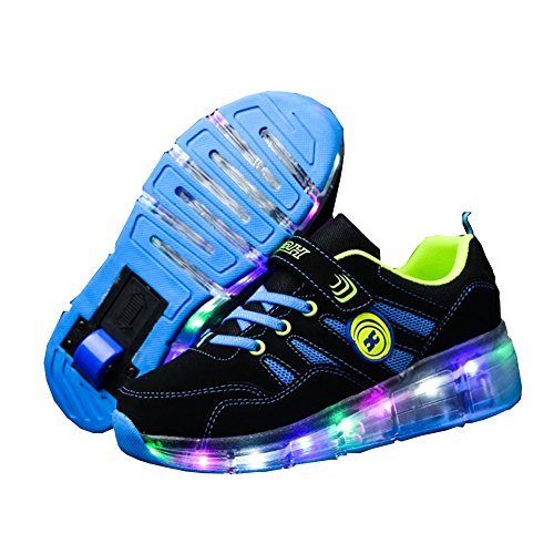 Ufatansy CPS LED Fashion Sneakers Kids Shoes