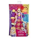 Disney Princesses - Poupee Princesse Disney Raiponce Chevelure Magique - 30cm