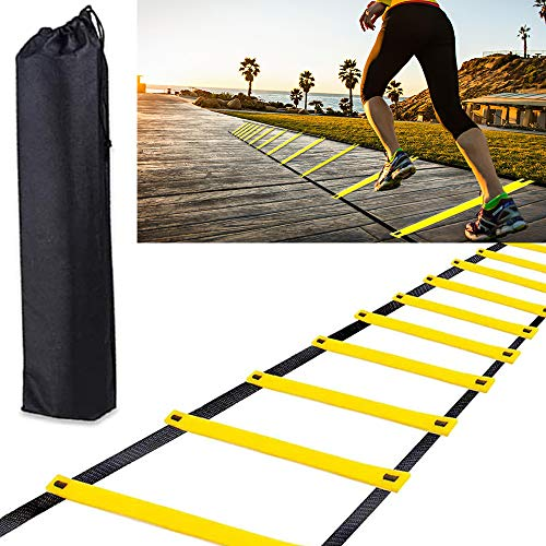51nXk5WlVjL - The 7 Best Agility Ladders That Help You Pick Up The Pace