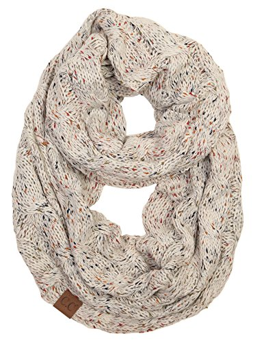 S1-6033-67 Funky Junque Infinity Scarf -...