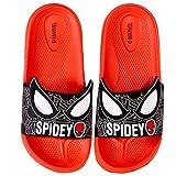 Spiderman Marvel Official Tongs imperméables pour garçon avec personnage 3D -...