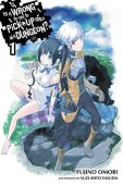 Is it wrong to try to pick up girls in a dungeon? , vol. 1 (light novel)