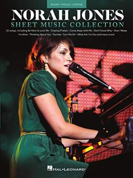 Norah Jones Sheet Music Collection