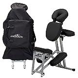 STRONGLITE Portable Massage Chair Ergo Pro II - Ultra-Strong, Lightweight, Folding Tattoo Spa...