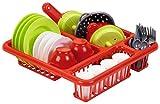 Jouets Ecoiffier – 608 - Égouttoir à vaisselle pour enfants + vaisselle et...