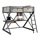 Study Loft Bunk Bed by Powell Furniture