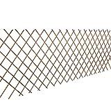 vidaXL 5X Rankgitter 90x180cm Weide Spalier Rankhilfe Gitter Pflanzengitter