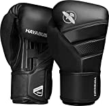 Hayabusa T3 Boxing Gloves - Black, 16oz