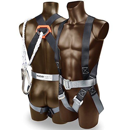 Guardian fall protection 11173M-L seraph construction harness