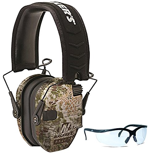 Walker's Game Ear Razor Slim Electronic Muff (Kryptek Camo)...