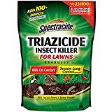 Spectracide Triazicide Insect Killer For Lawns Granules, 40-Pound, 2-Pack