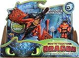 Dragons 6046907 - Movie Line - Dragon & Vikings - Rotzbacke et Robinet (olid),...