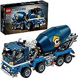 LEGO Technic Betoniera Giocattolo, Set di Costruzioni per Ragazzi +10 Anni e Appassionati di Modellismo, 42112
