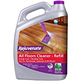 Rejuvenate High Performance All-Floors and Hardwood No Bucket Needed Floor Cleaner Powerful PH Balanced Shine with Shine Booster Technology Low VOC Best in Class Products 128oz