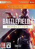 Battlefield 1 Revolution contient: Le jeu principal Battlefield 1 Pass Premium Pack Baron Rouge | Pack Lawrence d'Arabie | Pack Hellfighter 14 Battlepacks supérieurs Battlefield 1 (contenant chacun une skin d'arme exceptionnelle), 14 plaques uniques,...