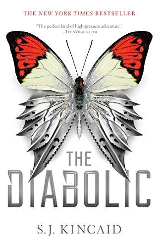 The Diabolic by [S. J. Kincaid]