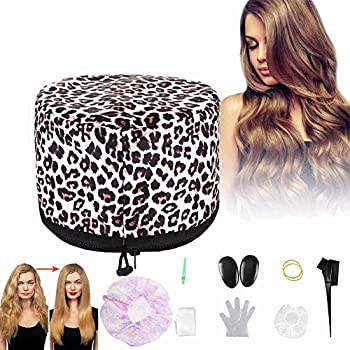 Considerate Design: Equipped with a high quality plastic film, extra waterproof and anti-electric, also easy to use and detach. Auto-system to uncomment and recontact for security and best experience in use. Slove Various Hair Problems: Hair care SPA...