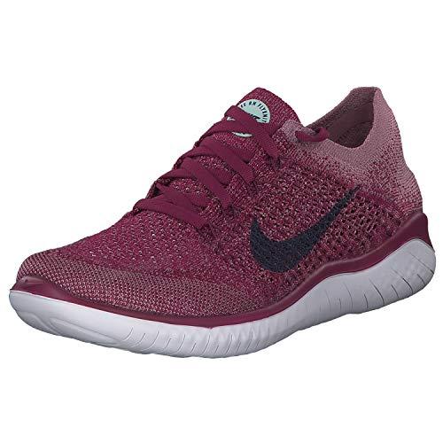 Nike Womens Free RN Flyknit Running Athletic