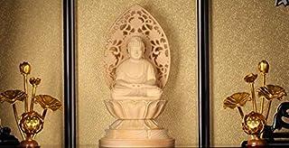 小田工房 仏像 1.8寸:高さ15cm (釈迦如来)