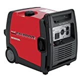 Honda Power Equipment EU3000I Handi 3000W 120V Inverter Portable Gas Generator