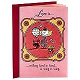 Hallmark Sweetest Day Card (Peanuts)