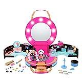 LOL Surprise coffret Salon de Coiffure avec une Mini Poupée Mannequin Exclusive - 50 Surprises avec des Accessoires - A partir de 6 Ans et Plus