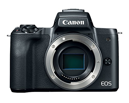 Canon Mirrorless Camera Body [EOS M50] with 4K...