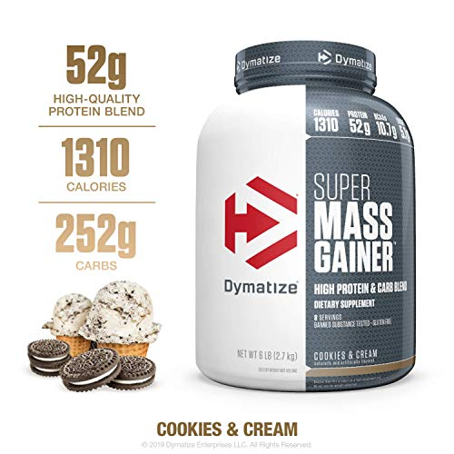 Super Mass Gainer 6 lbs (2721g) EU