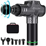 Cryotex Massage Gun – Deep Tissue Handheld Percussion Massager –...