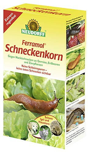 """Schneckenkorn """"Ferramol"""" NEUDORFF FERRAM. SCHN-KORN 500G 671"""
