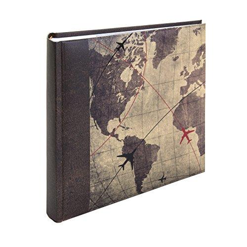 Kenro Holiday Series Memo Photo Album, Global Traveller Design, for 200...