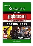 Wolfenstein II The New Colossus Season Pass (DLC) pour Xbox vous donne accès aux contenus supplémentaires immédiatement après leur sortie et à prix réduit. Le téléchargement est simple. Après avoir terminé l'achat, vous recevrez un lien sur la page d...