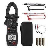 Multimetre Numerique, Meterk Pince Amperemetrique sans Contact NCV 6000...