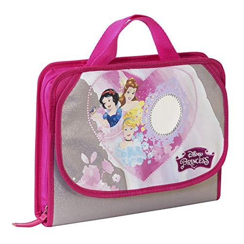 Seven- Astuccio 1 Cerniera Disney Princess Magic Mirror, 3B9011705_3A5