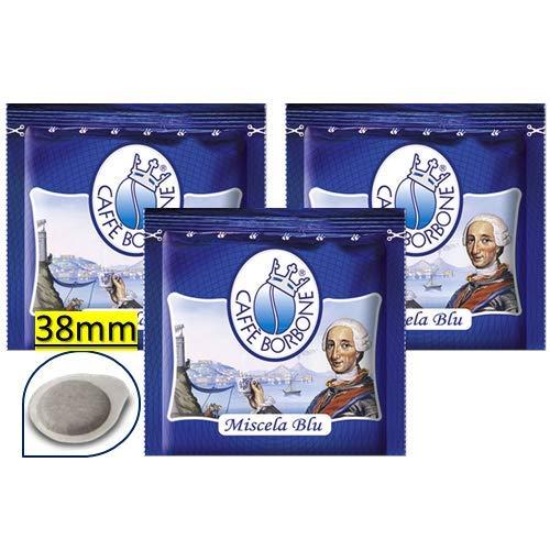 150 Cialde Filtro Carta 38Mm Caffe' Borbone Miscela Blu