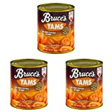 Bruce's Yams Cut Sweet Potatoes in Syrup, 29.0 OZ - Pack of 3