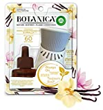 Botanica by Air Wick Plug in Scented Oil Starter Kit, 1 Warmer + 1 Refill, Himalayan Magnolia and Vanilla, Air Freshener, Essential Oils