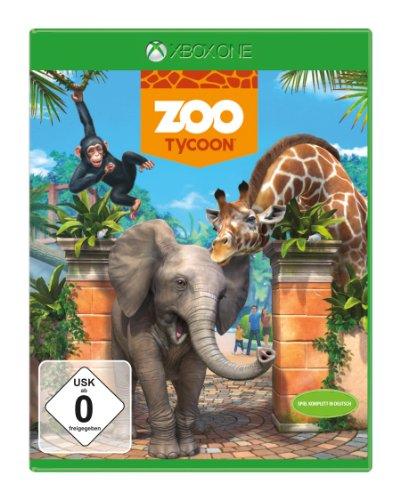 Zoo Tycoon - [Xbox One]