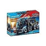 PLAYMOBIL City Action Vehículo con luz LED y módulo de sonido, A partir de 5...