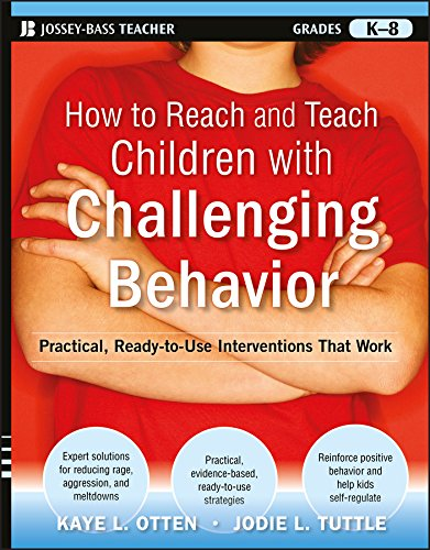 How to Reach and Teach Children with Challenging Behavior...