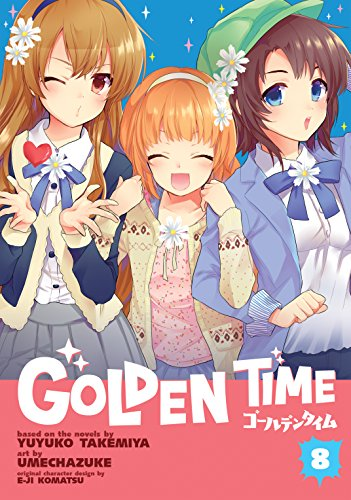 Golden Time Vol. 8 (English Edition)